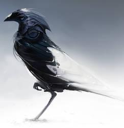 Bird by krhart