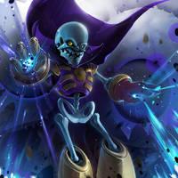 Skylanders Battlecast: Plasma Blast by krhart