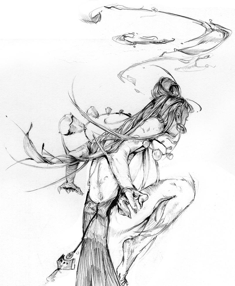 graphite 1 by krhart