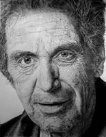 Al Pacino by Damyanov
