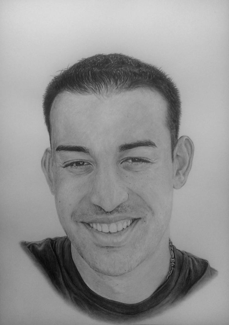 Commission Portrait by Damyanov