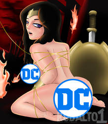 I not into bondage // Wonderwoman