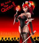Queen of Bones //Bowsett