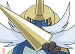 Daikenki ready for battle