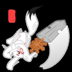 Amaterasu y u so ponified? by QueenCarolina