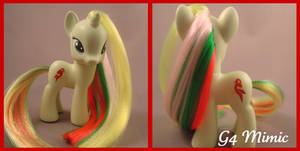 G4 Mimic - custom pony