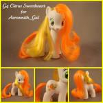G4 Citrus Sweetheart custom