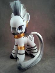 MLP custom - Fashion Style Zecora