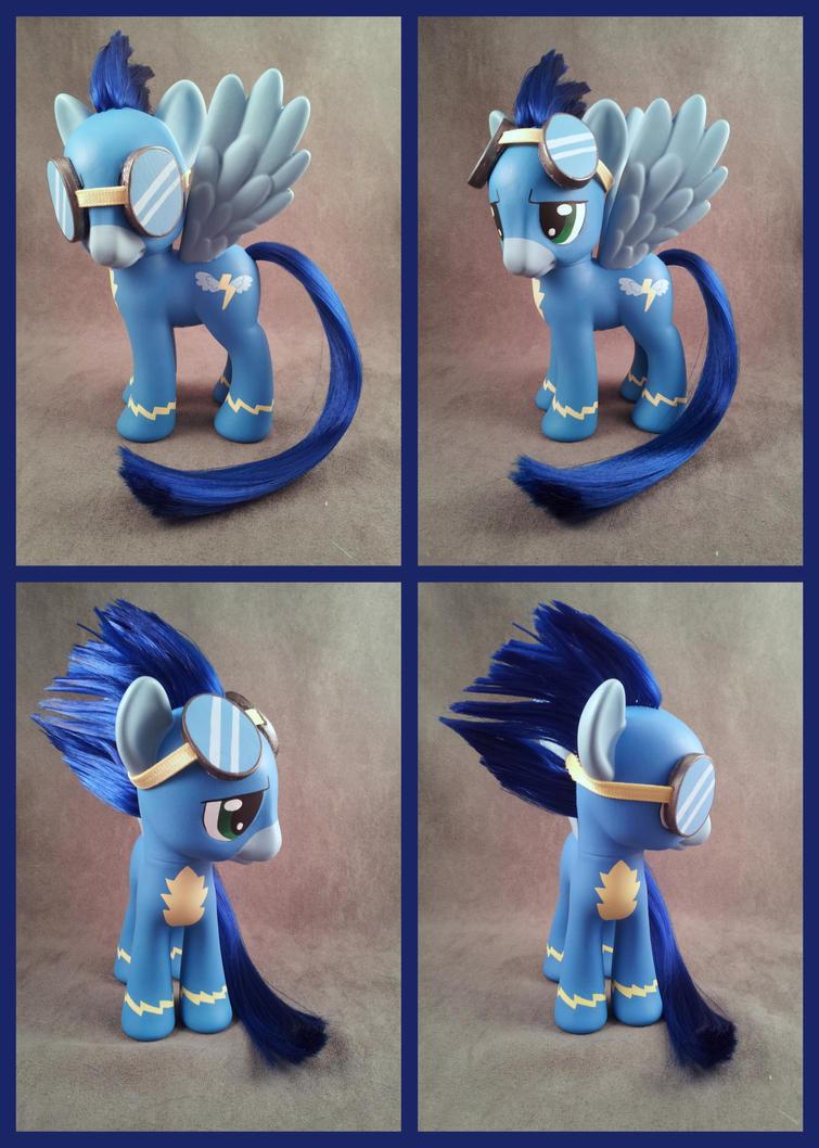 My Little Pony Custom Fim Fashion Style Soarin By Hannaliten On Deviantart