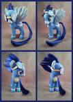 My Little Pony custom FiM - fashion style Soarin