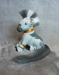 G1 MLP Zecora custom - FiM by hannaliten