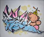 REW bear by EUKEE
