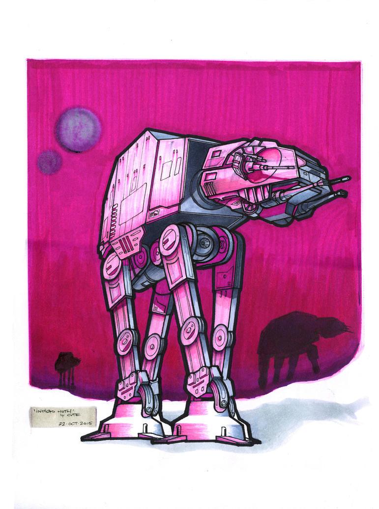 Indigo Hoth by EUKEE