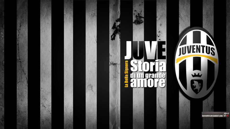 Juventus Wallpaper By Barou064