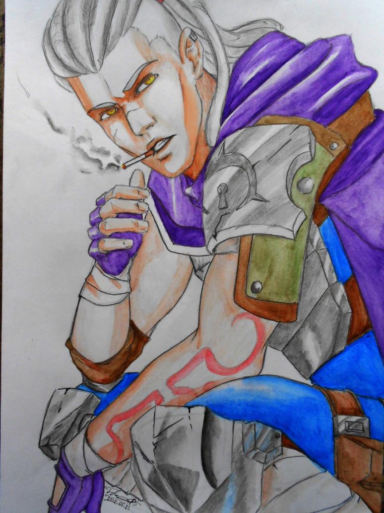 Lucian ( Hired gun ) by nakryd