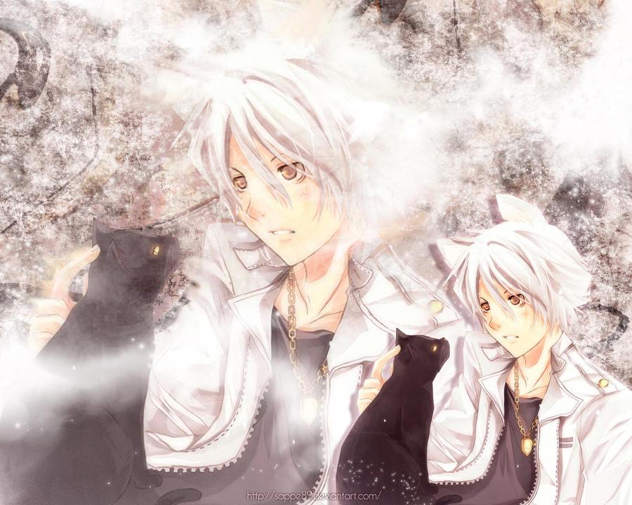 anime neko guy wallpaper neko boy wallpaper by sappe89
