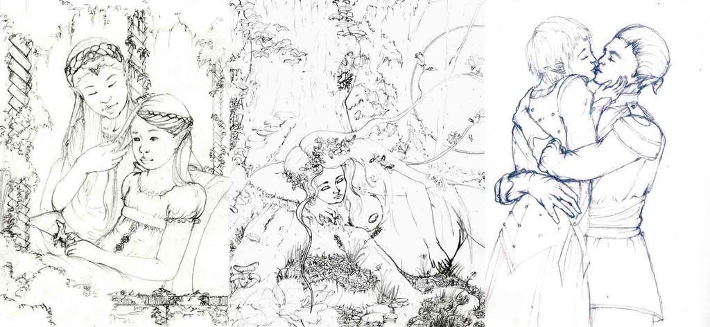 Sketch by AncaXBre