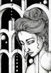 Silent lady