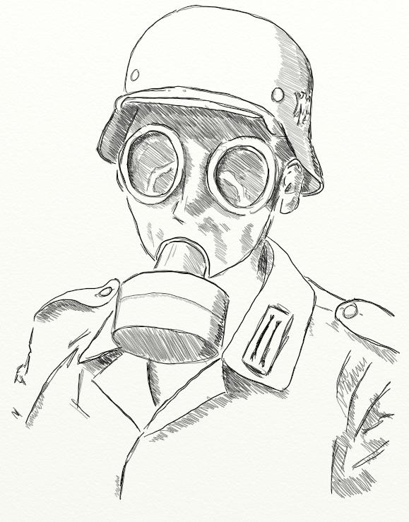 Gas mask by GoodOldRetro on DeviantArt