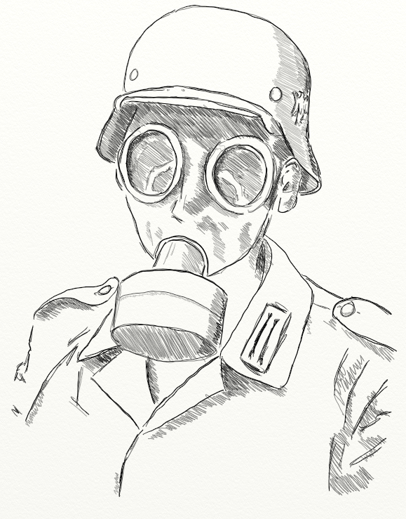 Gas mask by GoodOldRetro on DeviantArt