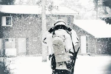 Snowing by GoodOldRetro
