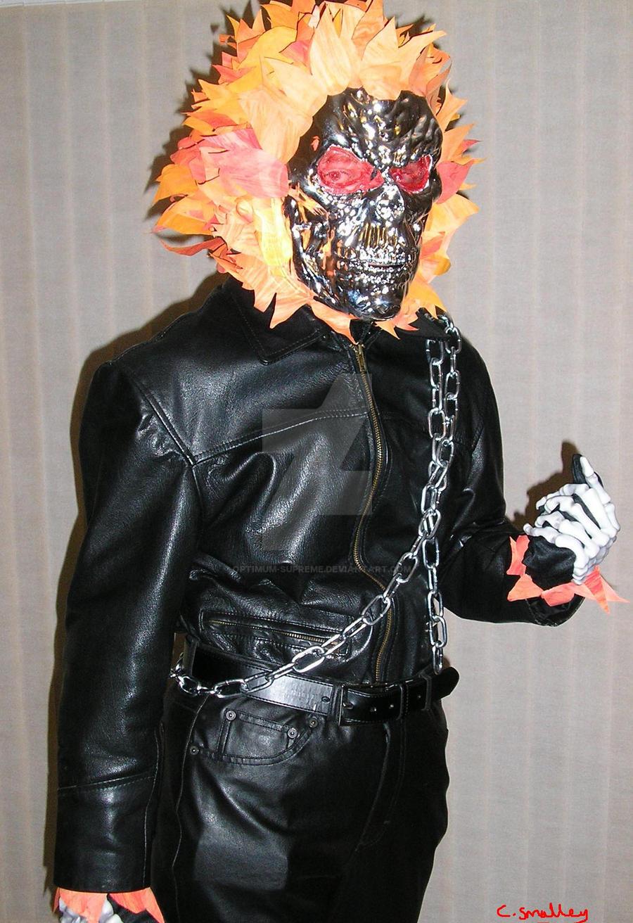 Ghost Rider Halloween 2 by Optimum-Supreme on DeviantArt