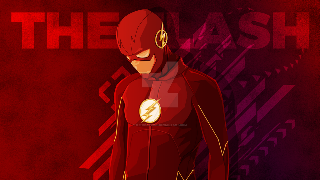 The Flash: Wallpapers by otpidusprime