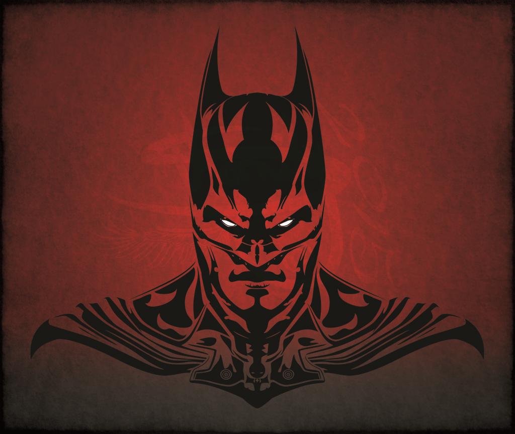 Batman Tribal Tattoo Design By Amoebafire On Deviantart