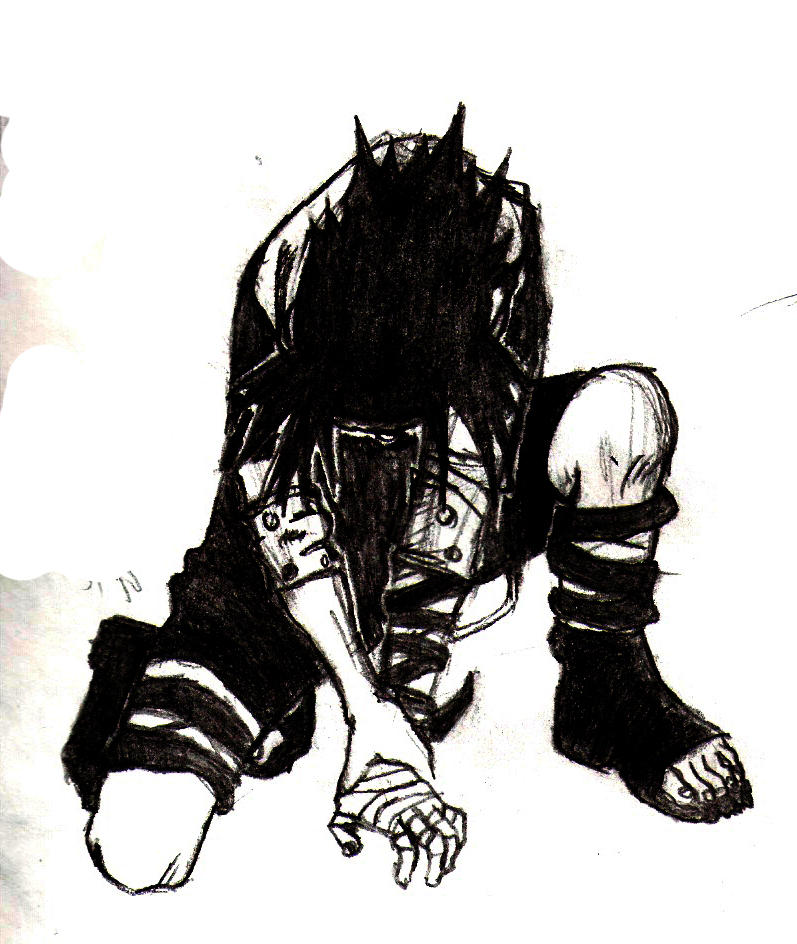 Sasuke Chidori By Sacco195 On DeviantArt