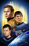 Classic Star Trek Big 3