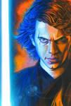 Star Wars portraits: Anakin