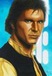 Star Wars portraits: Han