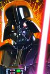 Star Wars portraits: Vader