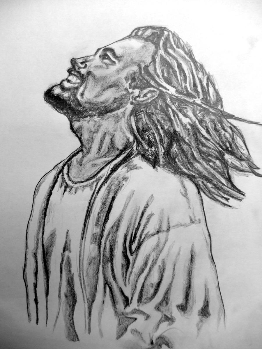 Jesus Drawing By Jordanh17 On DeviantArt