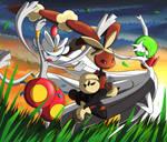 Mega Team Charm - Pokemon Mystery Dungeon