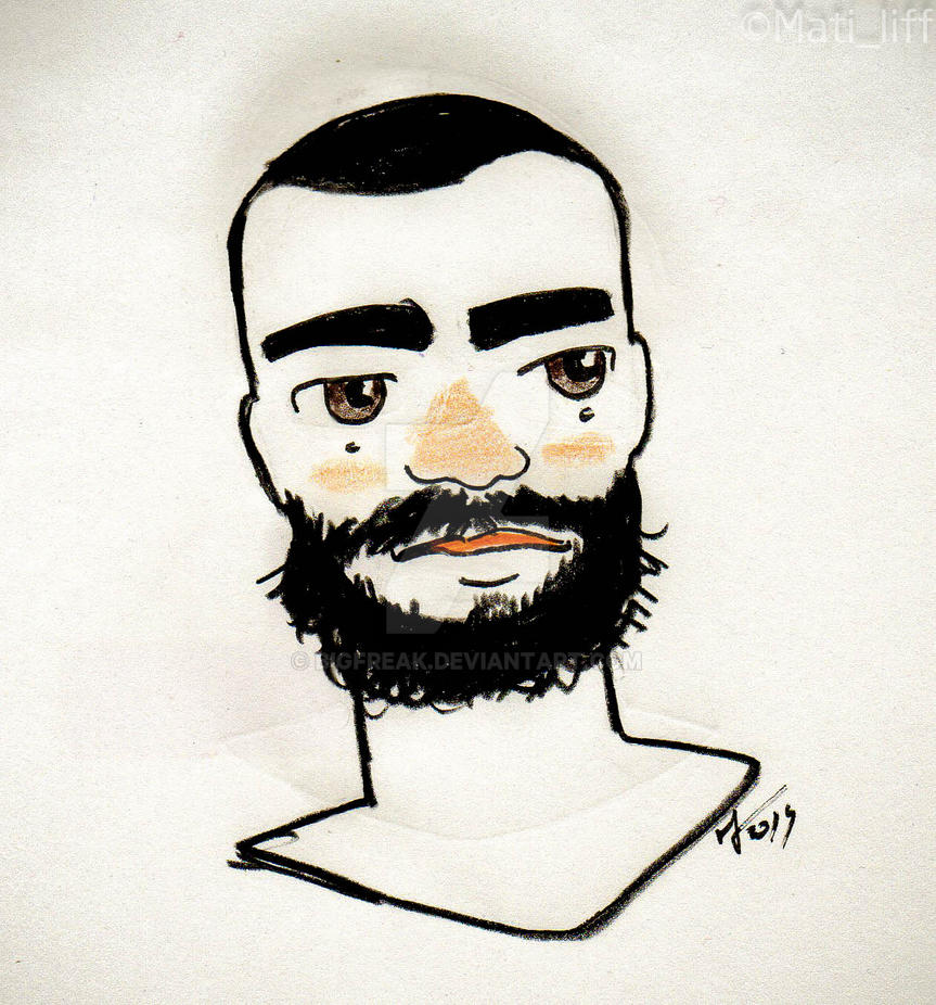 Portrait (9) by bigfreak