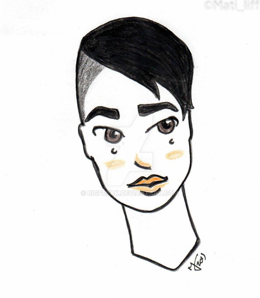 Portrait (11) by bigfreak
