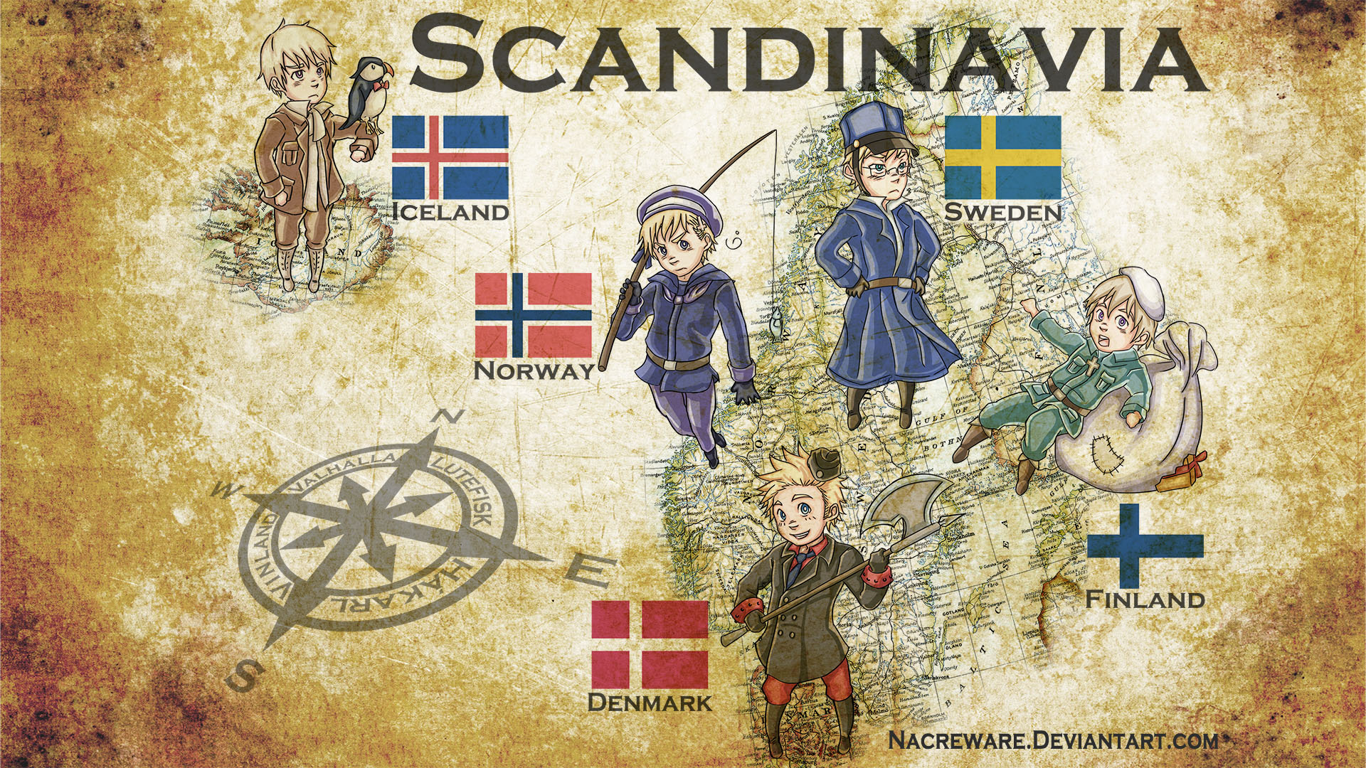 11 04 1920px scandinavia wp by janghanhong on deviantart