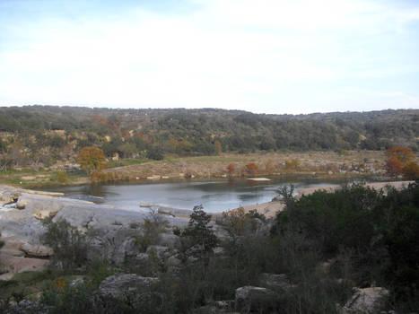 Pedernales Falls Downstream