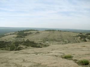 On Top of Enchanted Rock