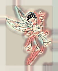 The Flower Fairy. by iside2012
