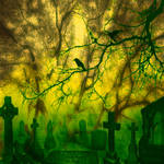 Cimitero autunnale