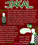~!Jakal Ref Sheet!~