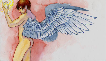 New Years Angel by JessicaDouglas