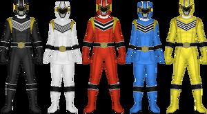 Commission: Sokudo Sentai Acceleranger