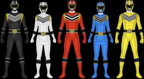 Commission: Sokudo Sentai Acceleranger by Omega-King-DX
