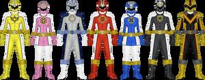 Xmass 2016: Kinkyu Sentai ResQger