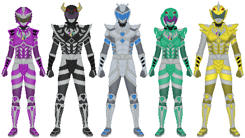 Comm: The Galactic Sentinels by Omega-King-DX