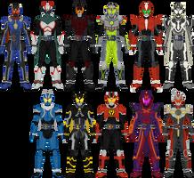 Kamen Rider X-Sede by Omega-King-DX