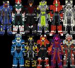 Kamen Rider X-Sede